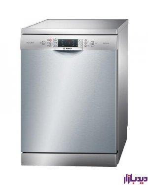 ماشین ظرفشویی ایستاده بوش مدل Front Control Dishwasher SMS69M0IR
