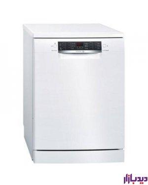 ماشین ظرفشویی ایستاده بوش مدل Bosch Front Control Dishwasher SMS46M03E