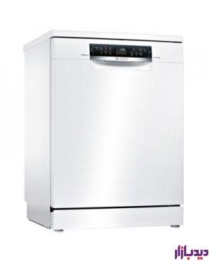 ماشین ظرفشویی ایستاده بوش مدل BOSCH Front Control Dishwasher SMS67T02B