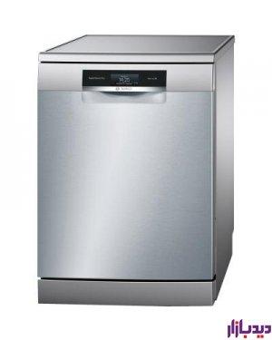ماشین ظرفشویی ایستاده بوش مدل BOSCH Top Control Dishwasher SMS88T01M