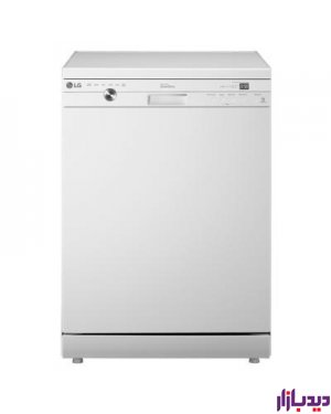 ماشین ظرفشویی ایستاده ال جی مدل LG Front Control Dishwasher DC24