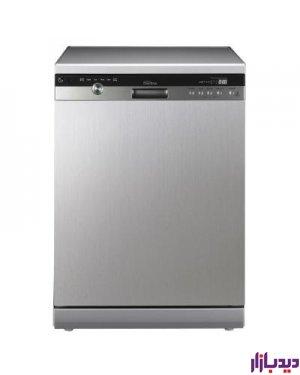 ماشین ظرفشویی ایستاده ال جی مدل LG Front Control Dishwasher DC65