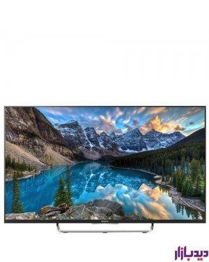 تلویزیون ال ای دی سونی مدل SONY LED Full HD Smart TV 3D KDL-50W800C