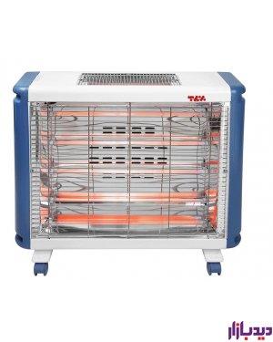 بخاری ,برقی ,فن دار, برفاب ,مدل ,QH-3000 ,
