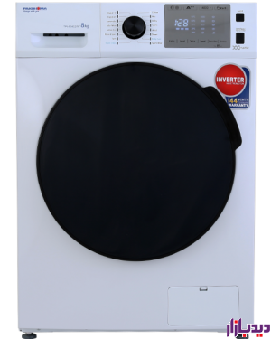 ماشین لباسشویی پاکشوما TFI-83402W