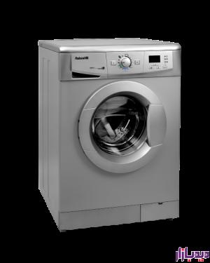 ماشین لباسشویی اتوماتیک آبسال مدل REN 5210 S سیلور ظرفیت 5 کیلوگرم