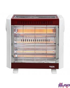 بخاری, برقی, فن دار, برفاب ,مدل ,QH-2200 ,
