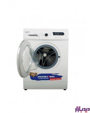 ماشین لباسشویی پاکشوما مدل WFU-71201WT