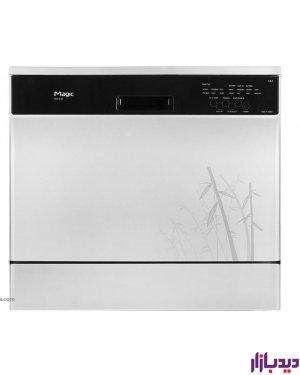 ماشین ظرفشویی رومیزی مجیک مدل Magic KOR-2155B