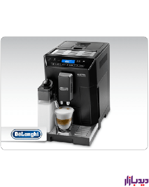 اسپرسوساز حرفه ای تمام اتوماتیک دلونگی Delonghi مدل ECAM 44.660،قهوه ساز دلونگی،قیمت قهوه ساز،قهوه ساز،قیمت قهوه ساز دلونگی،قیمت قهوه ساز دلونگی،قهوه ساز دلونگی،اسپرسو ساز دلونگی،قیمت اسپرسوسازريالاسپرسوساز،اسپرسو ساز