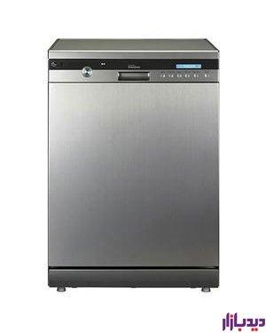ماشین ظرفشویی ال جی مدل LG Front Control Dishwasher DC75