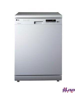 ماشین ظرفشویی ال جی مدل LG Front Control Dishwasher DE24