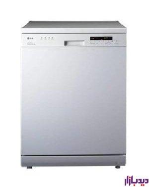 ماشین ظرفشویی ال جی مدل LG Front Control Dishwasher DE14