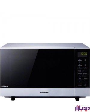 مایکروویو رومیزی پاناسونیک مدل Panasonic Microwave Oven NN-GF574M 27Liter،ماکروفر پاناسونیک،قیمت ماکروفر پاناسونیک،ماکروویو پاناسونیک،قیمت ماکروویو پاناسونیک،قیمت اون تستر پاناسونیک،اون تستر پاناسونیک،قیمت اون تستر،قیمت ماکروفر،قیمت ماکروویو