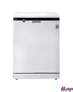 ماشین ظرفشویی ایستاده ال جی مدل LG Front Control Dishwasher DC35