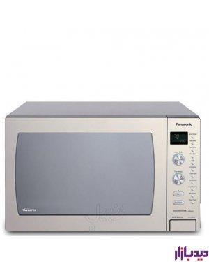 مایکروویو رومیزی پاناسونیک مدل Panasonic Microwave Oven NN-CD997 42Liter،ماکروفر پاناسونیک،قیمت ماکروفر پاناسونیک،ماکروویو پاناسونیک،قیمت ماکروویو پاناسونیک،قیمت اون تستر پاناسونیک،اون تستر پاناسونیک،قیمت اون تستر،قیمت ماکروفر،قیمت ماکروویو