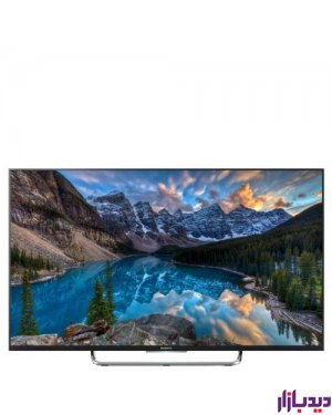 تلویزیون ال ای دی سونی مدل SONY LED Full HD Smart TV 3D KDL-55W800C