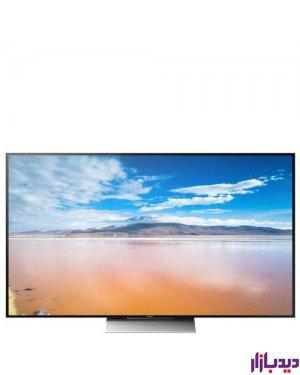 تلویزیون ال ای دی سونی مدل SONY LED UltraHD - 4K 3D KD-75X9400D
