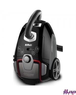 جارو برقی با پاکت فلر مدل ( مشکی ) Feller Bagged Canister Vacuum Cleaner VC221،جاروبرقی،قیمت جاروبرقی،جاروبرقی فلر،قیمت جاروبرقی فلر،جارو برقی،قیمت جارو برقی،جارو برقی فلر،قیمت جارو برقی فلر