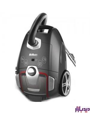 جارو برقی با پاکت فلر مدل ( خاکستری ) Feller Bagged Canister Vacuum Cleaner VC221،جاروبرقی،قیمت جاروبرقی،جاروبرقی فلر،قیمت جاروبرقی فلر،جارو برقی،قیمت جارو برقی،جارو برقی فلر،قیمت جارو برقی فلر