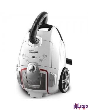 جارو برقی با پاکت فلر مدل ( سفید ) Feller Bagged Canister Vacuum Cleaner VC221،جاروبرقی،قیمت جاروبرقی،جاروبرقی فلر،قیمت جاروبرقی فلر،جارو برقی،قیمت جارو برقی،جارو برقی فلر،قیمت جارو برقی فلر