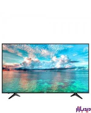 تلویزیون ال ای دی هوشمند 55 اینج هایسنس مدل 55A6100