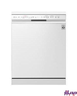 ماشین ظرفشویی ال جی مدل LG Front Control Dishwasher XD74
