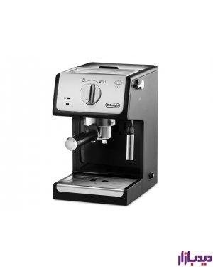 اسپرسوساز و کاپوچینوساز دلونگی Delonghi مدل ECP 33.21،قهوه ساز دلونگی،قیمت قهوه ساز،قهوه ساز،قیمت قهوه ساز دلونگی،قیمت قهوه ساز دلونگی،قهوه ساز دلونگی،اسپرسو ساز دلونگی،قیمت اسپرسوسازريالاسپرسوساز،اسپرسو ساز