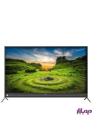 تلوزیون جی پلاس,تلویزیون ,LED جی پلاس ,مدل GTV-55JU812N, مشکی,خرید اینترنتی,دیدبازار,خرید آسان,