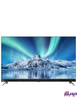 تلوزیون جی پلاس,تلویزیون ,LED ,جی پلاس ,مدل GTV-55JU922S, مشکی,خرید اینترنتی,دیدبازار,خرید آسان,GPlus
