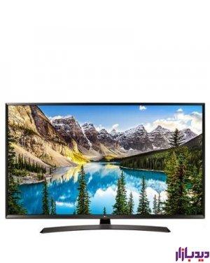 تلویزیون ال ای دی ال جی مدل LG LED UltraHD - 4k Smart TV 43UJ66000GI،تلویزیون ال جی،قیمت تلویزیون ال جی،تلویزیون،قیمت تلویزیون،ال ای دی ال جی،قیمت ال ای دی ال جی