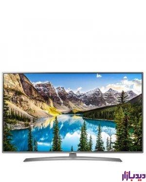 تلویزیون ال ای دی ال جی مدل LG LED UltraHD - 4K Smart TV 49UJ69000GI،تلویزیون،قیمت تلویزیون،تلویزیون ال جی،قیمت تلویزیون ال جی،ال ای دی ال جی،قیمت ال ای دی ال جی