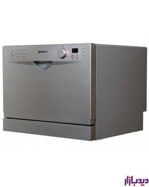 ماشین ظرفشویی رومیزی سام مدل T1309