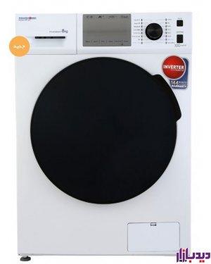 ماشین لباسشویی پاکشوما TFI-83404ST