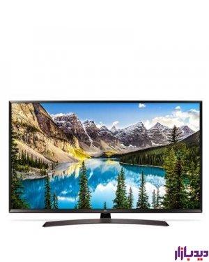 تلویزیون ال ای دی ال جی مدل LG LED UltraHD - 4k Smart TV 55UJ66000GI,تلویزیون,قیمت تلویزیون,تلویزیون ال جی,قیمت تلویزیون ال جی,ال ای دی ای جی,قیمت ال ای دی ال جی