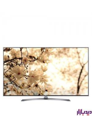 تلویزیون ال ای دی ال جی مدل LG LED UltraHD - 4K Smart TV 55UJ75200،تلویزیون،قیمت تلویزیون،تلویزیون ال جی،قیمت تلویزیون ال جی،ال ای دی ال جی،قیمت ال ای دی ال جی