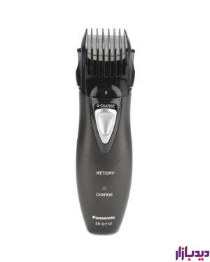 ماشین اصلاح صورت و بدن پاناسونیک مدل Panasonic Body Hair & Beard Trimmer ER-GY10،ماشین اصلاح پاناسونیک،قیمت ماشین اصلاح پاناسونیک،اصلاح موی سر پاناسونیک