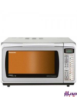 مایکروویو رومیزی پاناسونیک مدل Panasonic Microwave Oven NN-CD784MF 28Liter،ماکروفر پاناسونیک،قیمت ماکروفر پاناسونیک،ماکروویو پاناسونیک،قیمت ماکروویو پاناسونیک،قیمت اون تستر پاناسونیک،اون تستر پاناسونیک،قیمت اون تستر،قیمت ماکروفر،قیمت ماکروویو