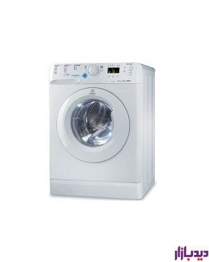ماشین لباسشویی 7 کیلویی ایندزیت مدل Indesit XWA-71251 W EU | دیدبازار