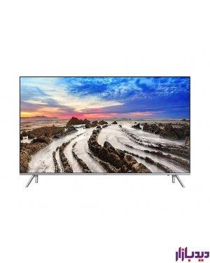 تلویزیون,هوشمند,82,اینچ,با,کیفیت,4K,قیمت,کمترین,بهترین,نمایندگی,فروش,خدمات,پس,از,فروش,تهران,نازلترین,پایین,ارزان,ترین,82mu8990,82k8990