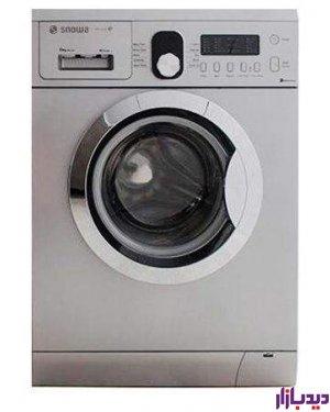 ماشین لباسشویی اسنوا سری ECO CLEAN مدل SMD-260W ظرفیت 6 کیلوگرم