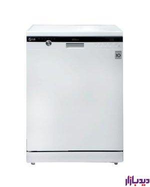 ماشین ظرفشویی ایستاده ال جی مدل DC45-سفید