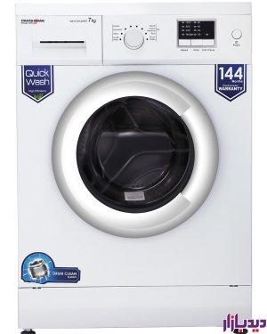 ماشین لباسشویی پاکشوما مدل WFU-70124W