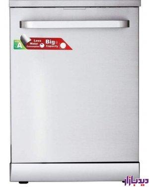 ظرفشویی سفید کرال مدل CORAL DS-15069WHITE | دیدبازار