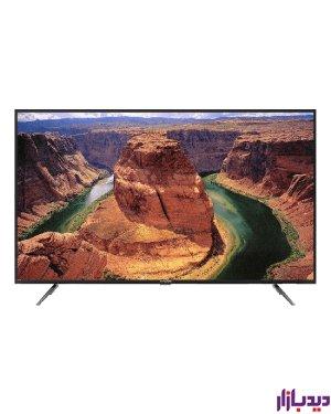 تلویزیون 55 اینچ ایکس ویژن مدل X.Vision 55XTU835