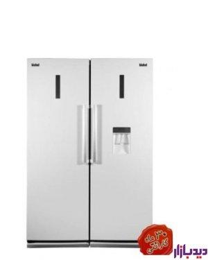 مشخصات، قیمت و خرید یخچال فریزر دوقلو بیشل سفید مدل BL-RT-102iw