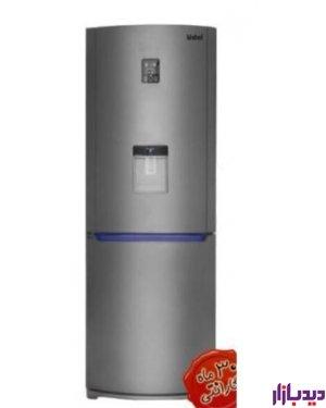 یخچال فریزر سفید چرم بیشل مدل Bishel BL-RC501