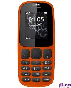 گوشی ,موبایل ,ارد ,مدل ,105C ,دو ,سیم کارت .