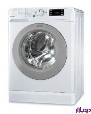 ماشین, لباسشویی, ایندزیت, مدل, BWE 101484 XW SSS IT, ظرفیت, 10 ,کیلوگرم,