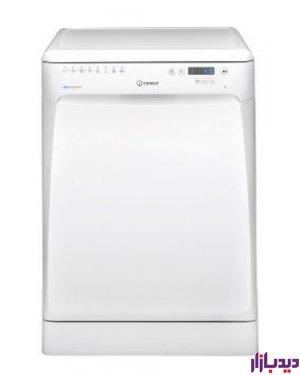 ماشین, ظرفشویی, ایستاده, ایندزیت, مدل, DFP 58T96 Z UK,